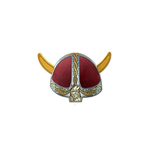 Liontouch Viking Helmet Harald, Red -