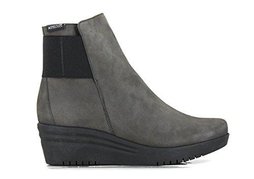 Boots Bottines Femme MEPHISTO Grey GABRIELLA 0FqHnHBP