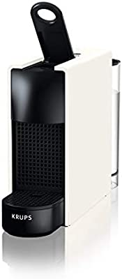 Krups Essenza Mini - Nespresso (1200 W), color negro Essenza, Mini Blanco: Amazon.es: Hogar