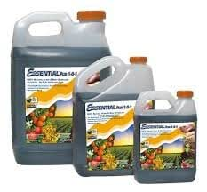 Growth Products Essential Plus 1-0-1 - 100% Natural Organic Fertilizer - 1 Quart Jug