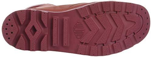 Bottes Adulte Pampa Dust R28 Classiques Cowhide Bottines Palladium et Sport Cuff Rouge Mixte Brick WPS xazIqZBI