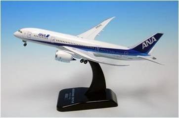 1/400 ボーイング787-8 ANA通常塗装機 JA804A(暫定国内仕様機) NH40058