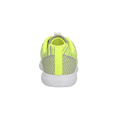ClarksSprintKnit Jnr - Zapatillas Niñas Grey Combi