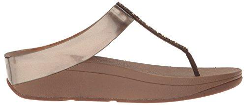 Women's Post Bronze Fino Sandals Toe FitFlop rwUWvqt8ra