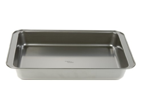 Bakers Select Nonstick Large Roasting Pan, 14 1/2 x 10 1/2 x 2 Inch
