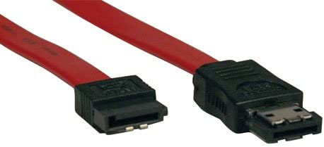 3 Ft eSATA to SATA-II 3.0Gbps Shielded Data Cable