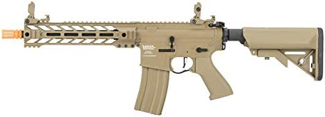 Lancer Tactical Full Metal Battle Hawk AEG Airsoft Rifle