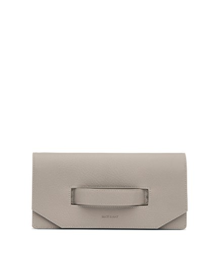 Matt & Nat Abiko Handbag, Dwell Collection, Cement (Grey) by Matt & Nat