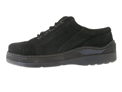 5 M Suede Footprints 37 Bangor 6 6 Womens US Black AAZq4zU