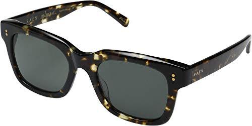 (Raen Men's Gilman Sunglasses, Brindle Tortoise/Green, One Size)