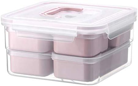 CZDZSWWW Almuerzo de Bento caja de picnic fruta del alimento del ...