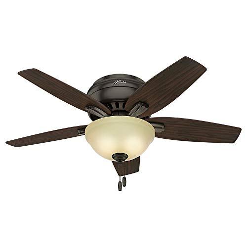 Hunter Fan Company 51081 Newsome Ceiling Fan with Light 42