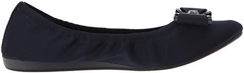 Bandolino donna Navy per Scarpe piatte Blu qxawzWfp