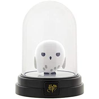 Amazon.com: Paladone Hedwig Mini Bell Jar Light: Home ...