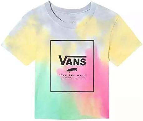 Camiseta Vans Aura Wash para Niña 10 años: Amazon.es: Deportes y aire libre