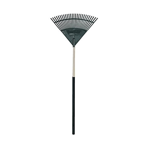Rugg Pp24c Poly Rake With Comfort Grip, 48'' Handle by Rugg