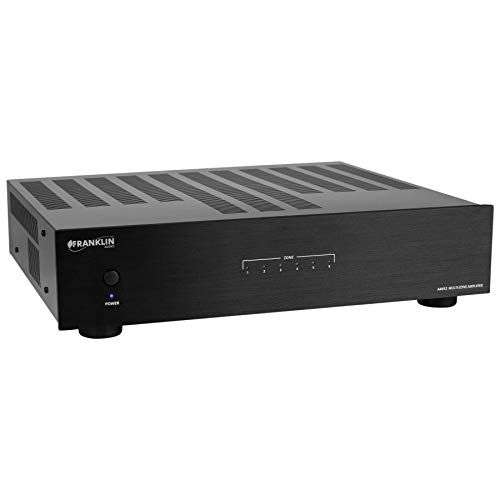 Franklin Audio A4012 Multi-Zone 12 Channel Amplifier