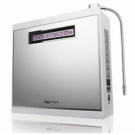 Tyent Rettin Mmp-9090 Turbo Extreme Water Ionizer-stainless & Black