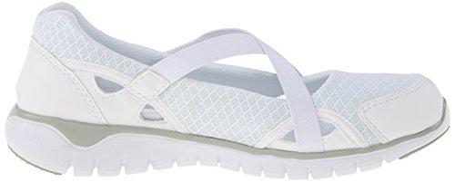 Propet Travellite Mary Jane Fibra sintética Zapato