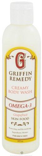 Griffin Remedy Omega-3 Creamy Body Wash Grapefruit