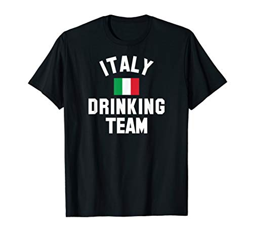 Italy drinking team design for Italy beer fests -