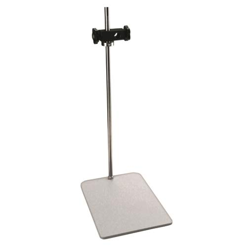 DLAB 18900258 Universal Plate Stand(WXD: 20X31Cm), Including Support Holder(H: 78Cm) and Device Gray by DLAB