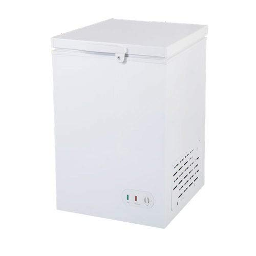 5.2 Cu Kratos Refrigeration 69K-744HC Solid Top Chest Freezer Capacity Ft