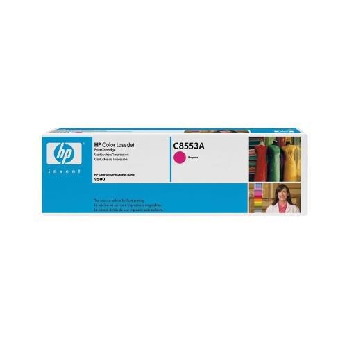 Hewlett Packard C8553A OEM Toner - HP 822A Color LJ 9500 Series Smart Print Cartridge Magenta (25000 Yield) (75/Pallet) - Smart Cartridge Print Series