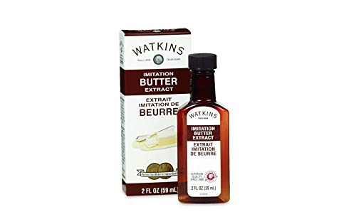 Imitation Butter Extract 2 oz