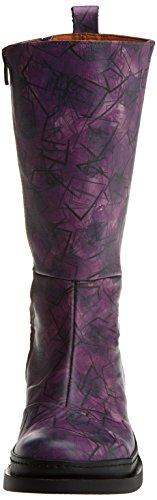 Boots Purple Cerise 1035 Fantasy Bonn Art Women's qawxtqE