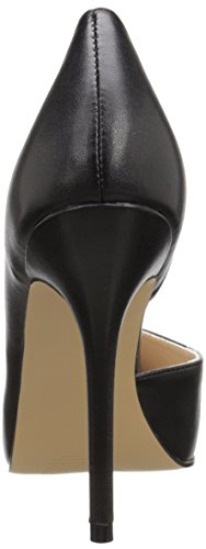Black Faux Pleaser Noir Escarpins Femme Leather Amuse Blk 22 n0RFXqUxR