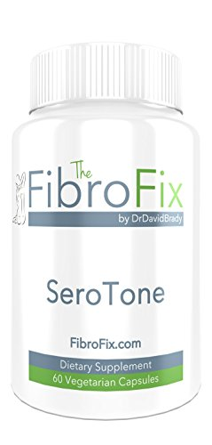 Fibro-Fix SeroTone, Dr. David Brady Fibromyalgia Fix, 60 Capsules, Support Sleep & Mood