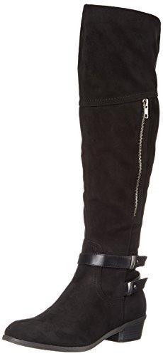 Multi Fabric Stiefel RD Indigo Black Frauen IRnqF