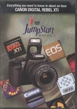 Canon EOS Digital Rebel XTi / 400D: JumpStart Guides (A Tutorial (Rebel Xti Dvd)