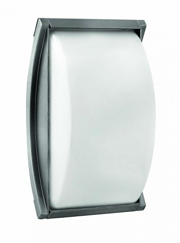 Hinkley 1650TT Contemporary Modern One Light Wall Mount from Atlantis collection in Pwt, Nckl, B/S, Slvr.finish,