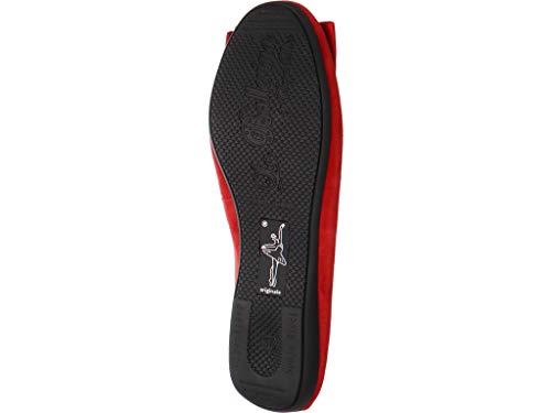 50 90023 La Rouge Ballerines Ballerina Femme Pour 227 qRf1E