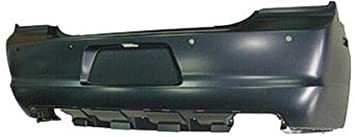 NEW REAR BUMPER COVER FIT DODGE CHARGER 2011-2014 CH1100962