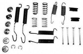 Raybestos H7018 Professional Grade Drum Brake Hardware Kit