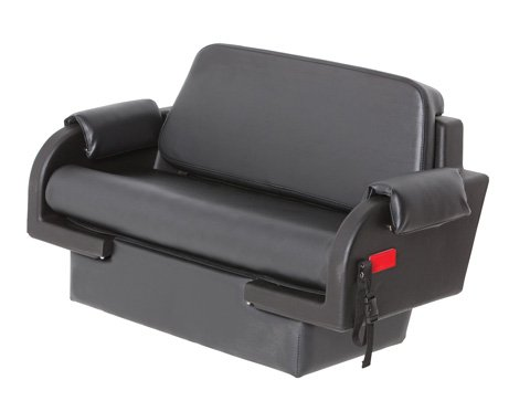 - WES Industries All Purpose Contour Rear UTV Seat. 124-0020