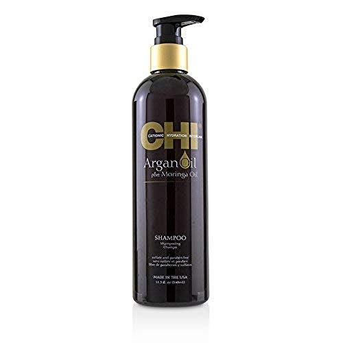 CHI Argan Oil Shampoo, 11.5 fl. oz.