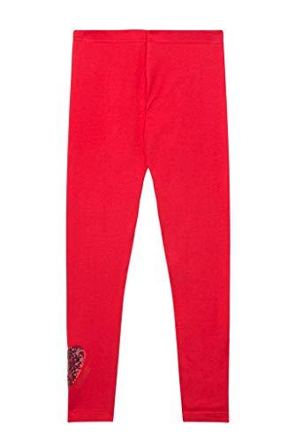 Frutipan Kids Pantaloni 18wgkk09 Red Desigual Legging ptxx65g