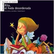Rita el hada sesordenada (Spanish Edition): Rocio Anton ...