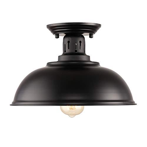 flush mount barn light
