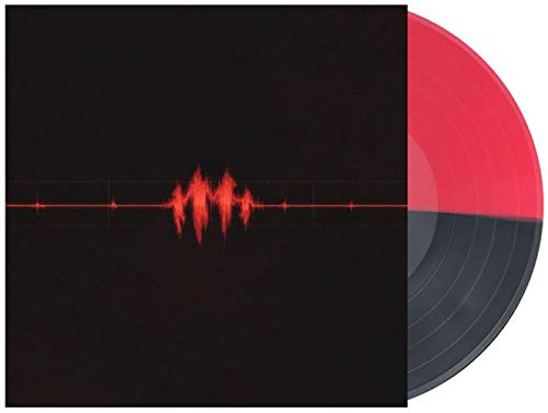 A Quiet Place: Original Motion Picture Soundtrack - Exclusive Limited Edition 180 Gram Red & Black Split Colored Vinyl LP #/500 (Scary Stories To Tell In The Dark Artist)