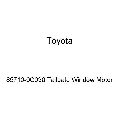 Top Tailgate Window Motors