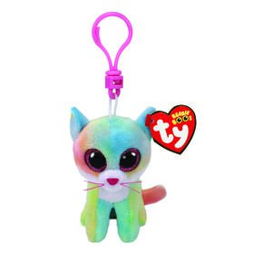 """FLUFFY TY BEANIE BOOS EXCLUSIVE 3"""" CLIP"""