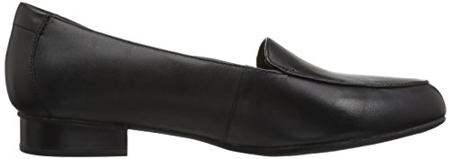 Pictures of CLARKS Women's Juliet Lora Loafer Black 26136577 Black Leather 3