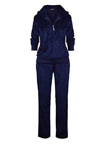 Velour Activewear Set - 1