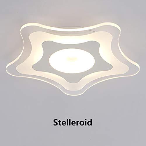 (TEHWDE Cartoon Ceiling Light,Simple LED Lighting Fixture Classic Acrylic Light Shade Recessed Light Suitable for Bedroom Living Room Restaurant Indoor Kitchen Kindergarten Loft Kids Room)