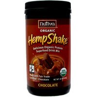 Nutiva Hemp Shake Chocolate 16 oz ( 6-Pack) by Nutiva